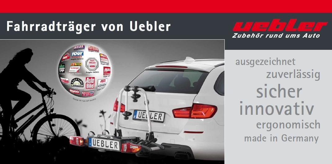 Uebler Kupplungs-Fahrradträger│bei autoteile-stiebling.de ...